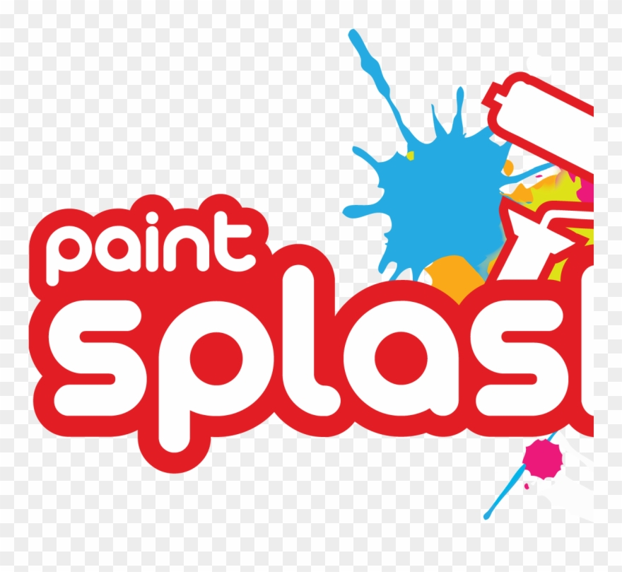Paint Splash Painting Services - Watercolor Painting Clipart