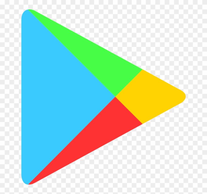 Google Play Arrow Png Logo - Logo De Google Play Png Clipart