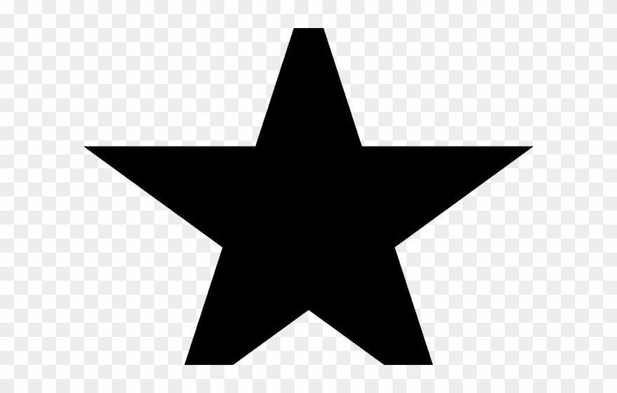 Military Clipart Transparent - Blackstar - Png Download