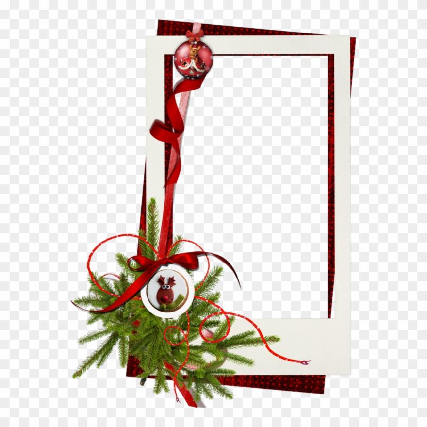Clipart Cadre Noel Gratuit Christmas Day Png Download