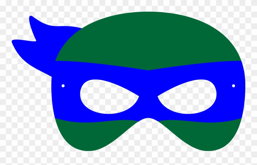 image regarding Ninja Turtle Mask Printable referred to as Ninja Turtle Mask Template Feeling Bigger - Mascaras De