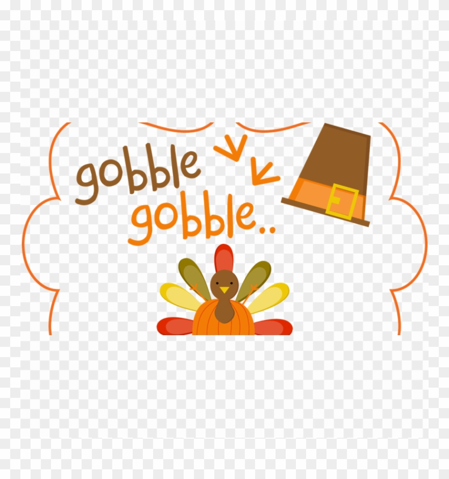 Thanksgiving banner. Free png happy image