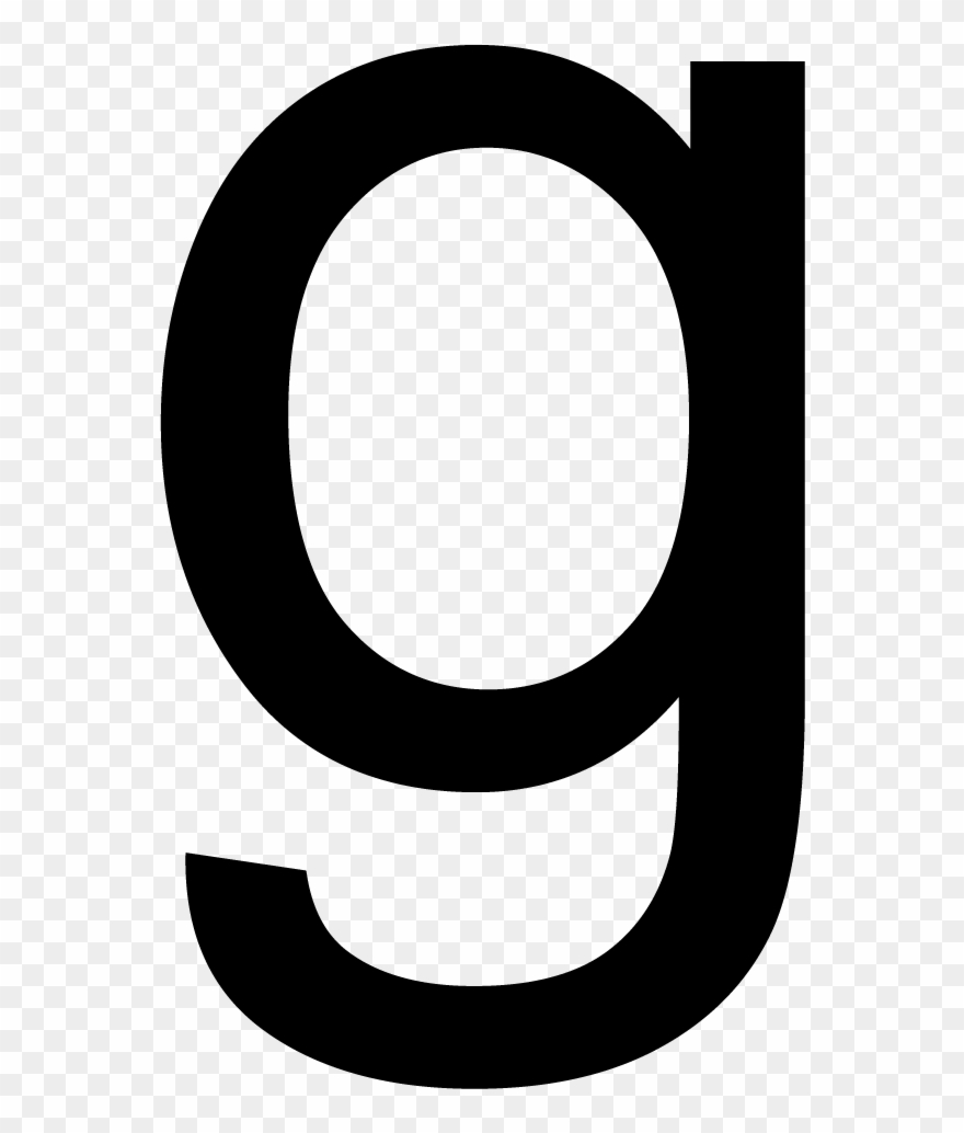 Letter G Png Images Free Download - Circle Clipart