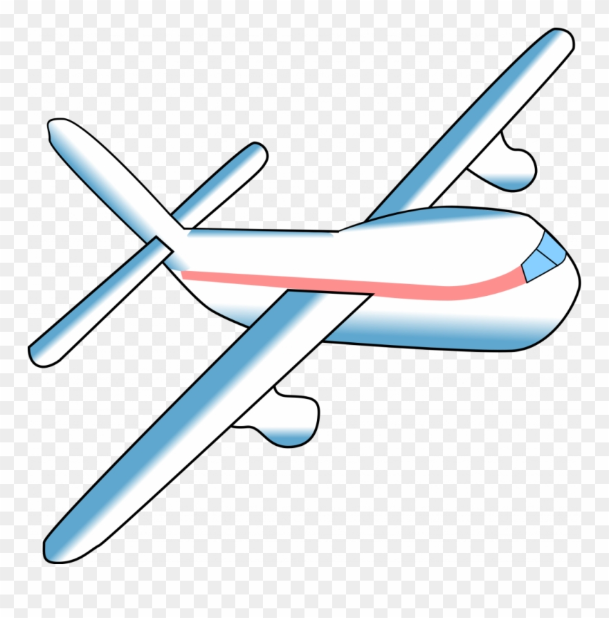 transparent background airplane clipart png