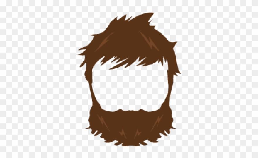 Long Hair Clipart Bushy Cartoon Brown Boy Hair Png Transparent Png 4924123 Pinclipart