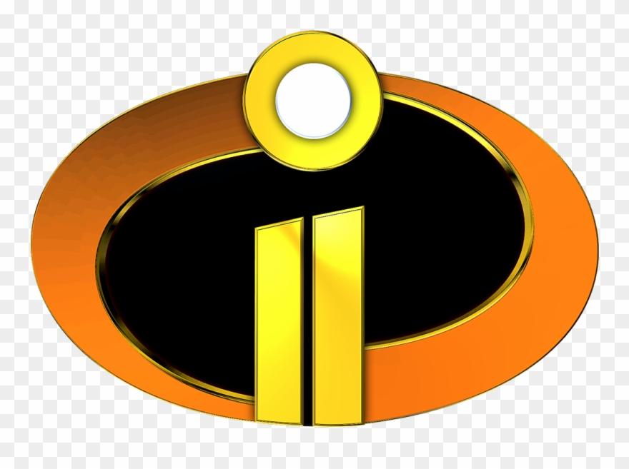 The Incredibles 2 Logo Incredibles 2 Logo Clipart 4927545 Pinclipart