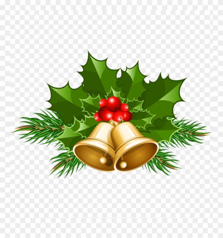 Christmas Bells Clipart.Free Png Download Xmas S Free Clipart Png Photo Png