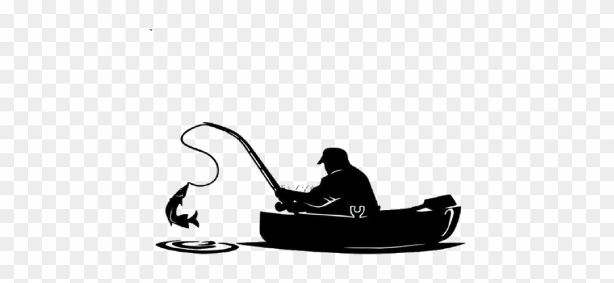 Fishing Boat Decal Clipart 4934247 Pinclipart