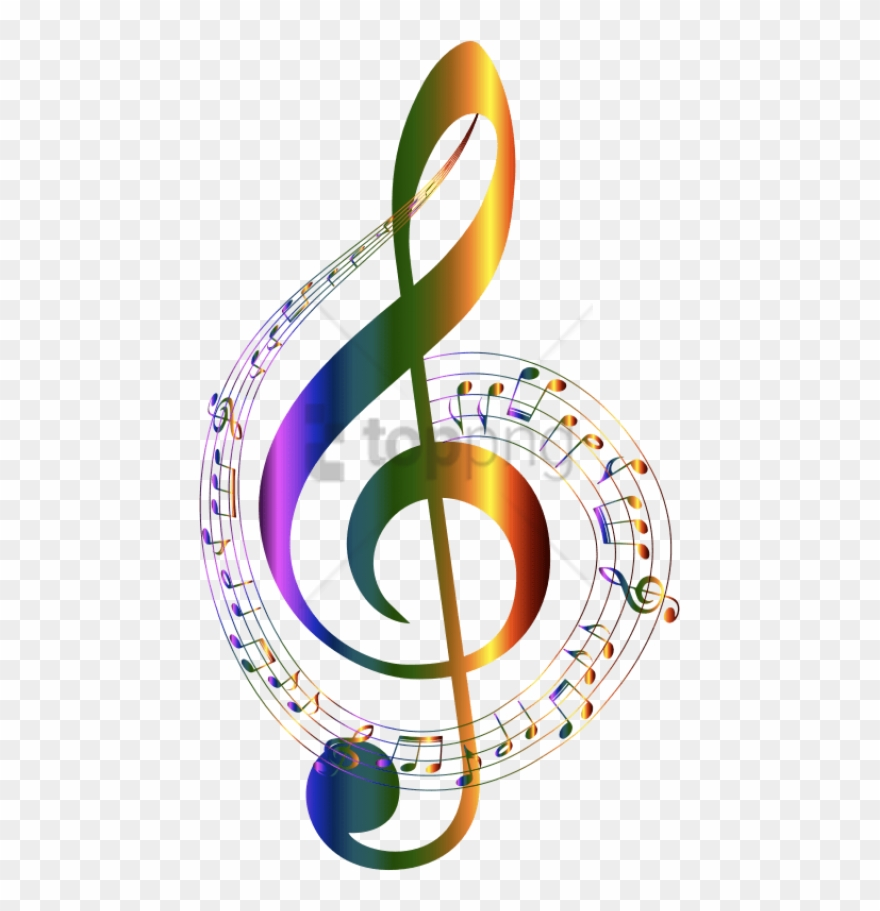 Free Png Colorful Music Note Png Png Image With Transparent Transparent Background Music Notes Png Clipart 4936384 Pinclipart
