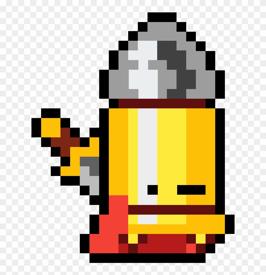 The Bullet From Enter The Gungeon Pixel Facile De Pokemon