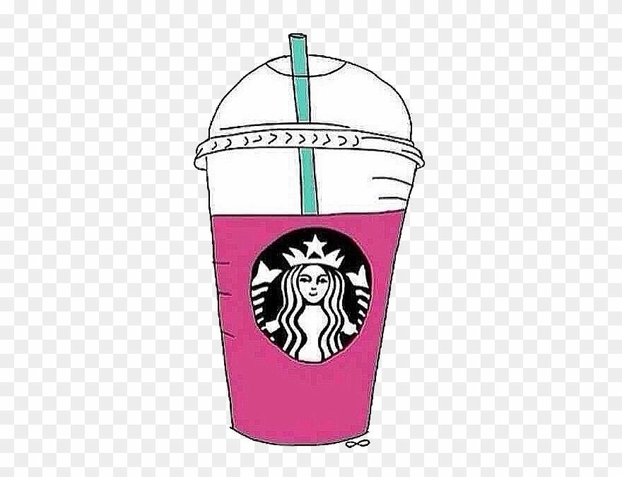 Starbucks Free Png Image Transparent Background Pink