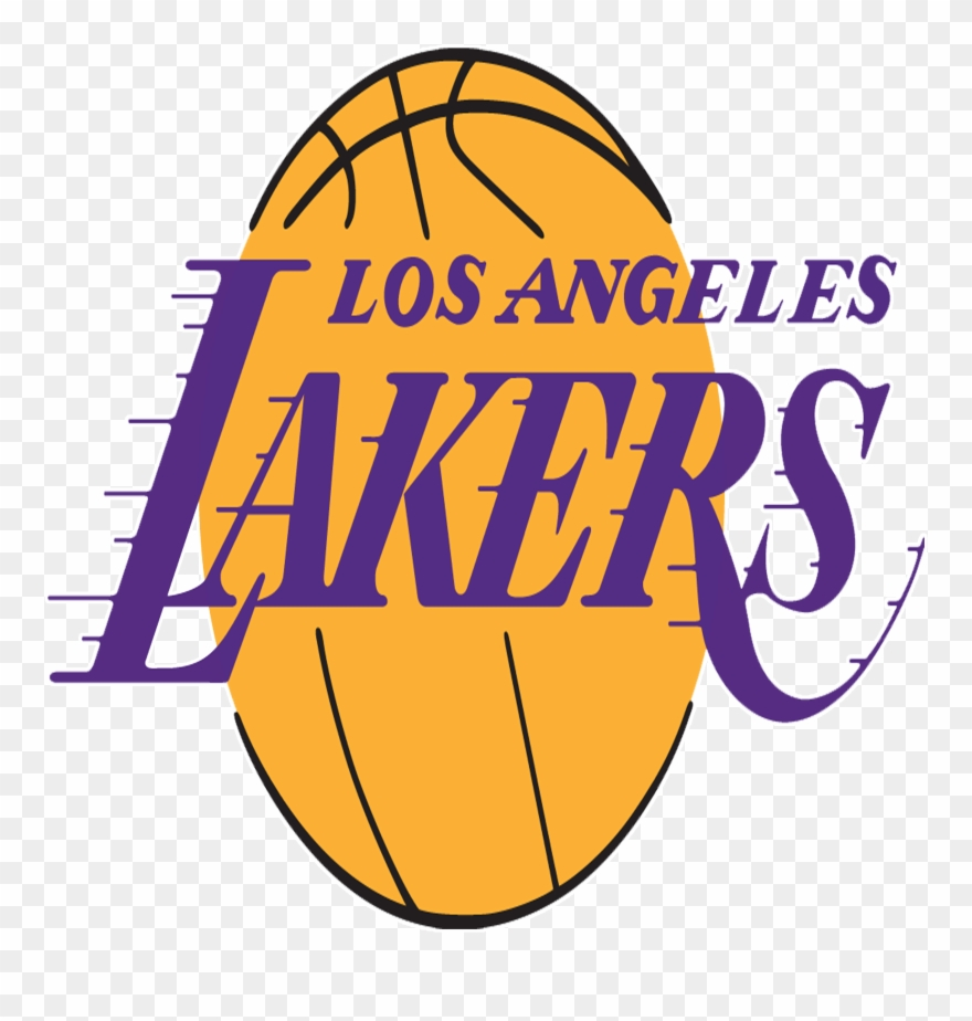 Los Angeles Lakers Png Clipart 4947240 Pinclipart