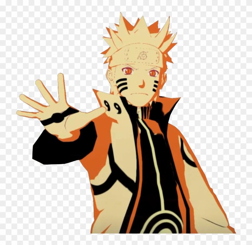 Naruto Kurama Png - Xbox 360 Naruto Storm Revolution Clipart