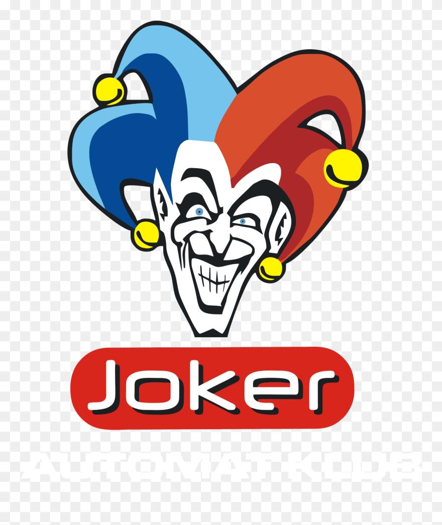Automat Klub Joker Card Joker Clipart 4965630 Pinclipart