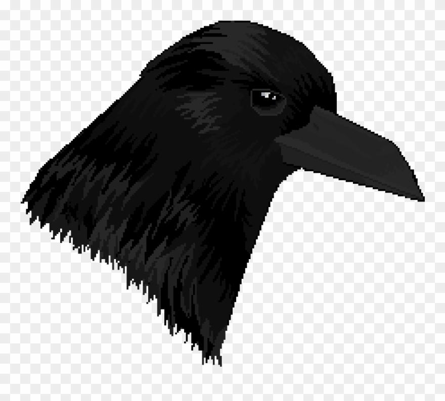 Pixel Art Studio By American Crow Clipart 4978203