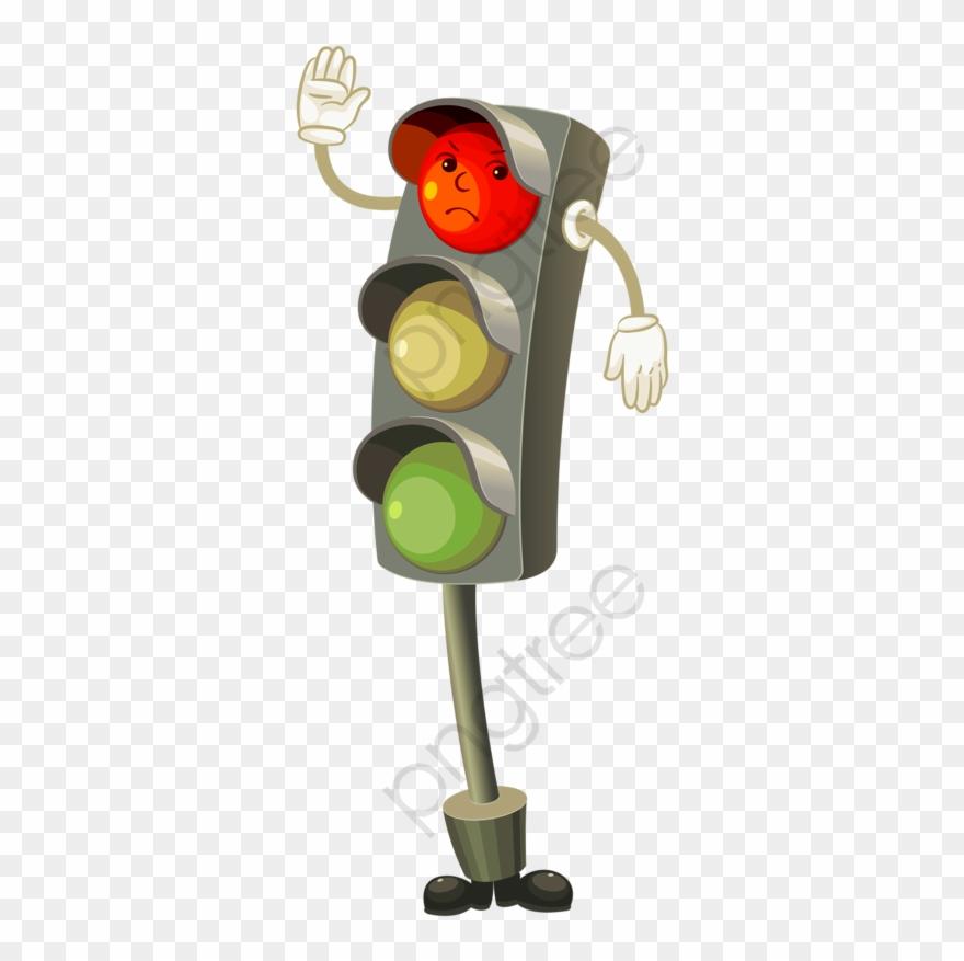 картинка красный свет светофора на прозрачном фоне родовитей