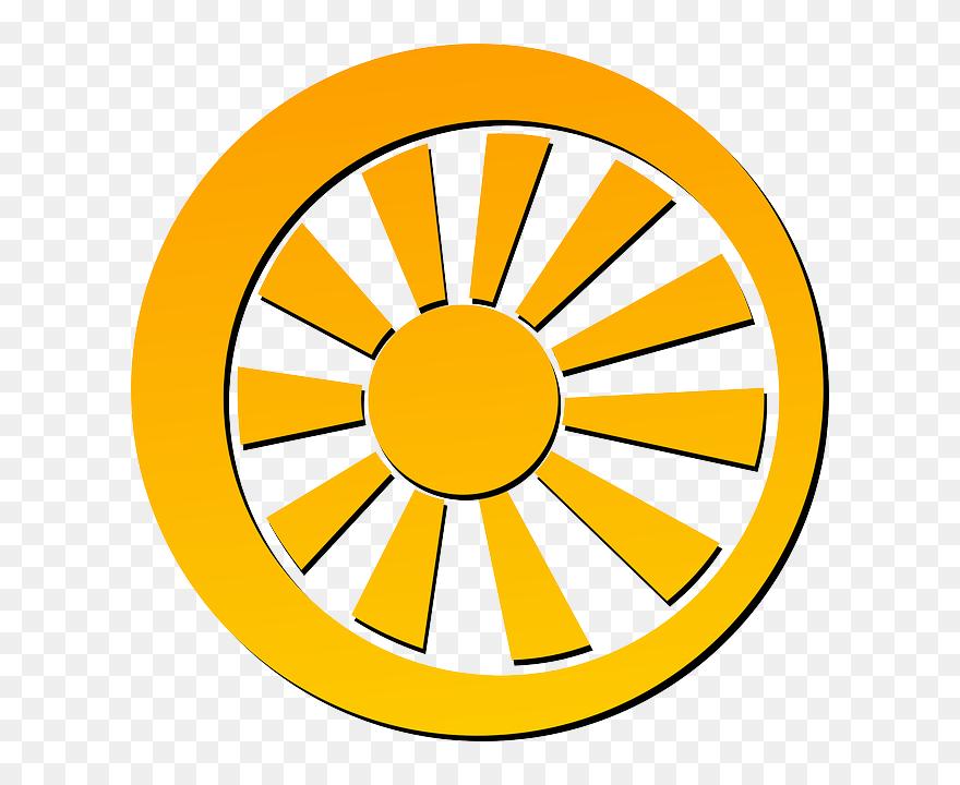 Sun Svg Clip Arts 600 X 600 Px - Png Download (#52807