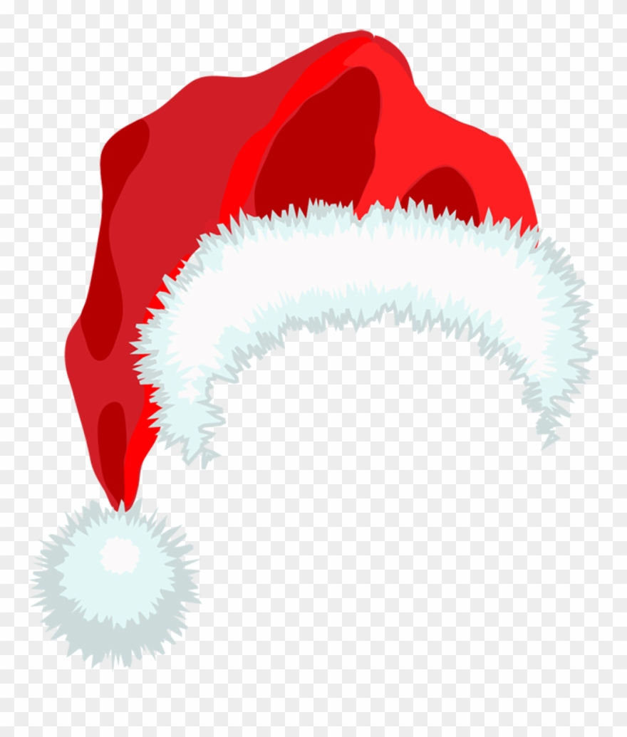 Christmas Hat Transparent Clipart.Santa Hat Clipart Transparent Clip Art Santa Hat Png