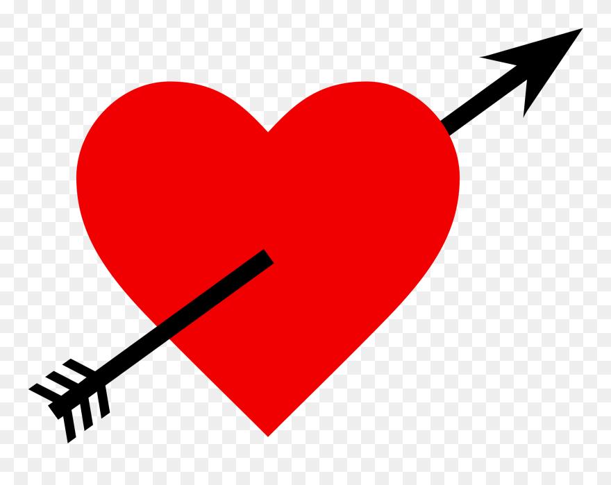 Heart arrow. Filelove love with clipart