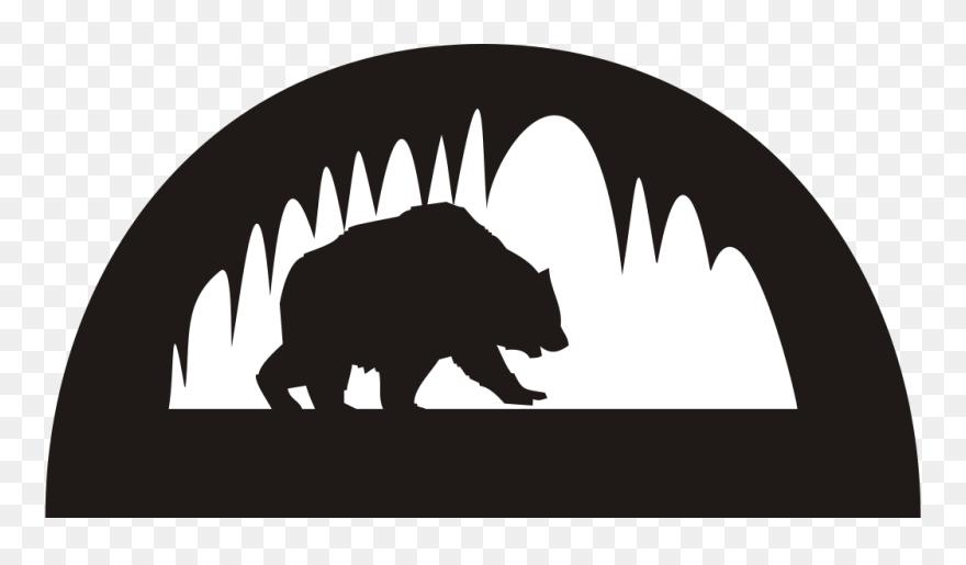 Bear Cave Clipart 57364 Pinclipart