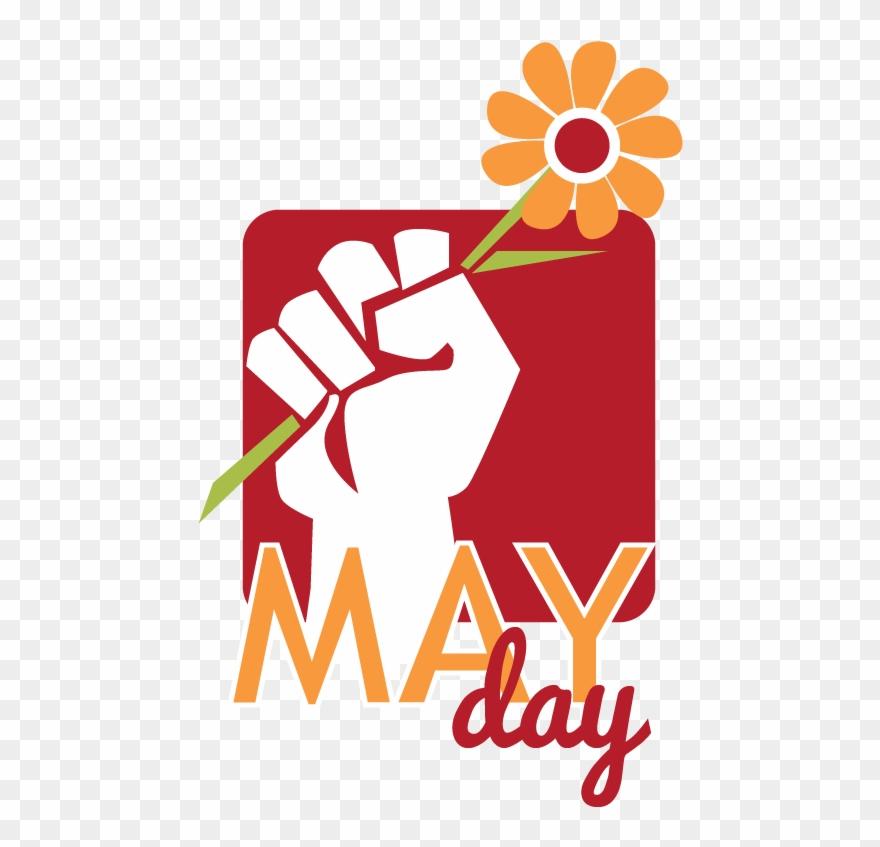May Day Clip Art