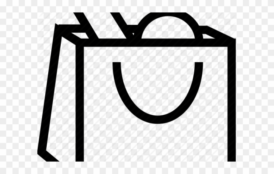 Shopping Bag Clipart Icon Transparent Shopping Bag Icon Png