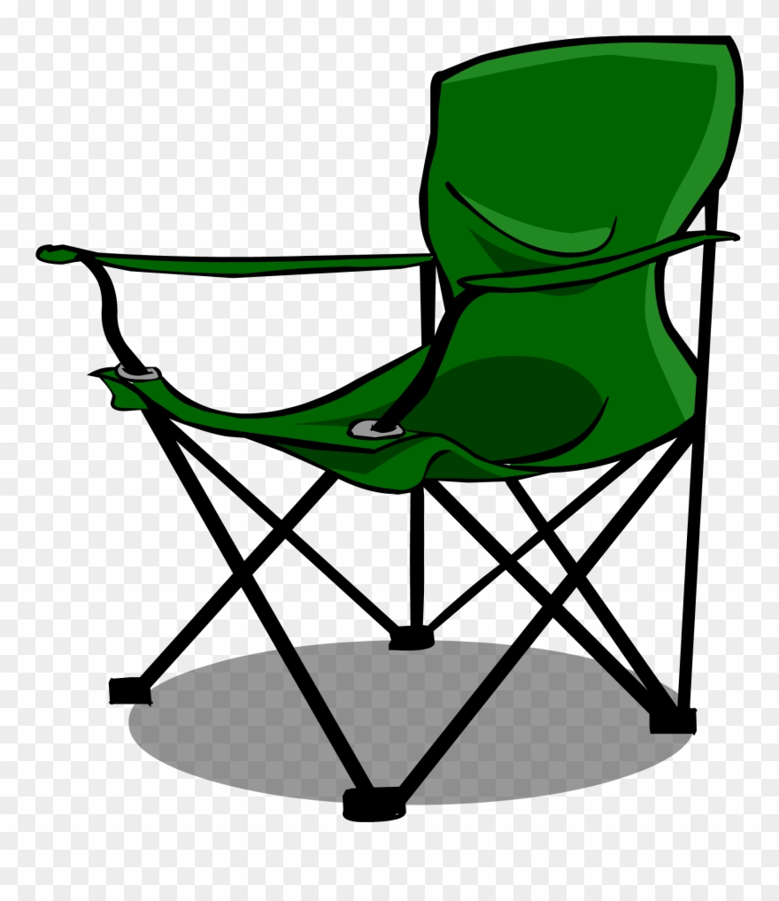 Furniture Clipart Camp Chair Camp Chair Clip Art Png