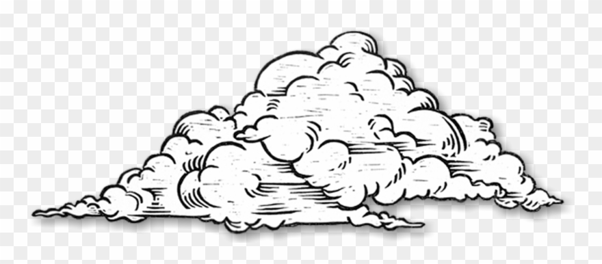Clouds Clipart Sketch