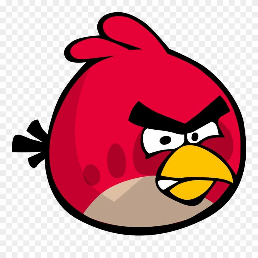 Angry Apple Clipart 3 Tornado Angry Birds Para Colorear Png