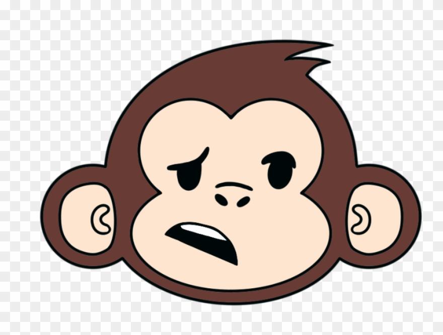 Monkey Face Software Llc Png Monkey Cartoon Software Moo Duk Kwan Tijuana Clipart 506996 Pinclipart