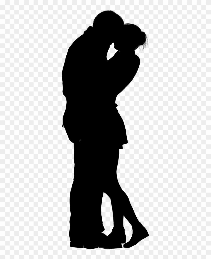 Download Couple Silhouette Woman Silhouette String Art