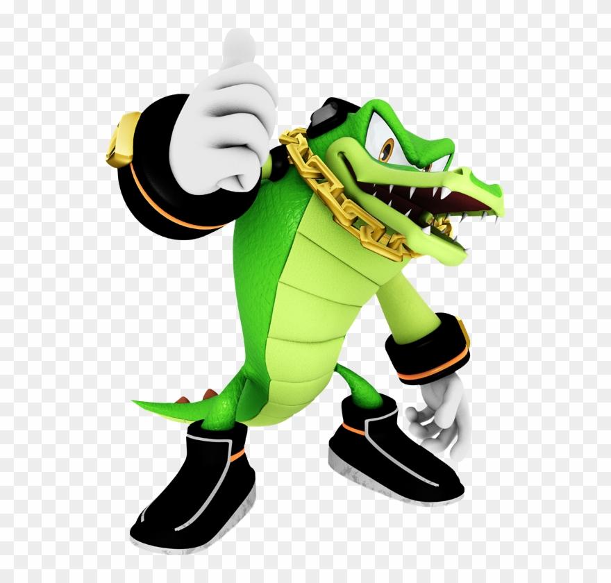 The Crocodile Art Pinterest Sonic The Hedgehog Vector The Crocodile Clipart 517161 Pinclipart