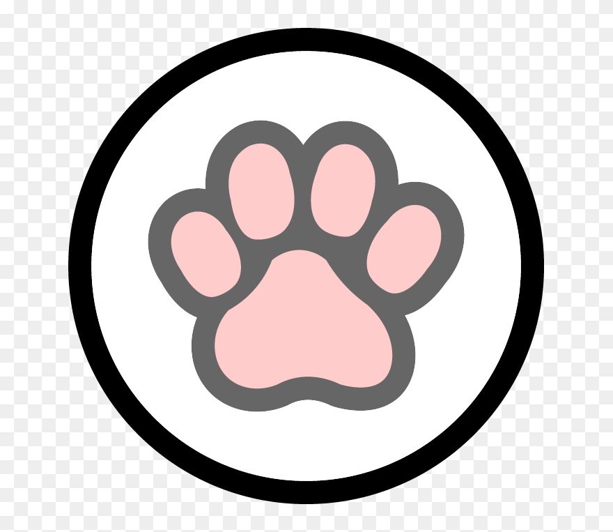 Paw Clip Art Clip Art Cat Paw Print Png Download 5190942 Pinclipart Are you searching for paw prints png images or vector? paw clip art clip art cat paw print