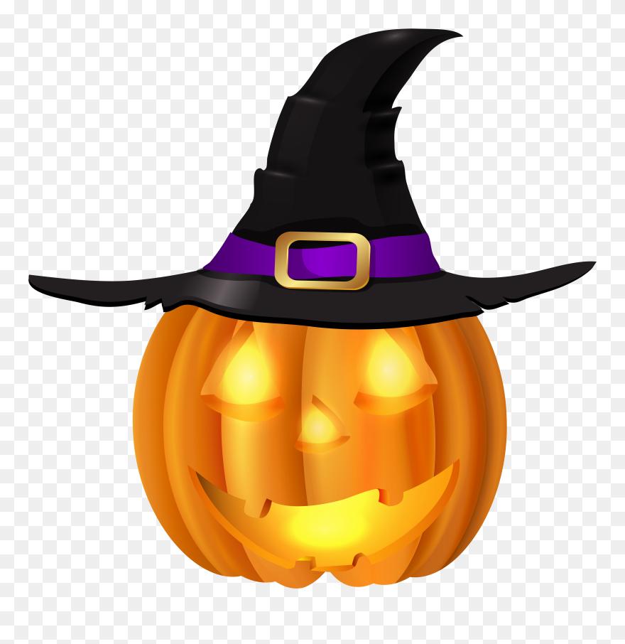 Pumpkin Owl Clipart Svg Transparent Library Halloween Clip Art Halloween Pumpkin Png Download 5195435 Pinclipart