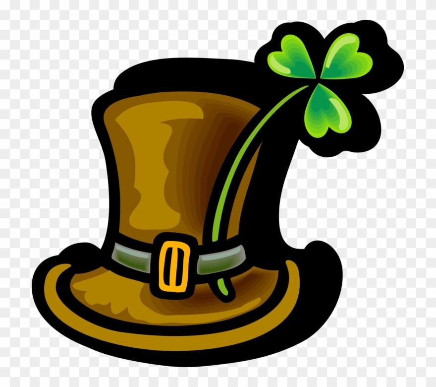 d3ec24af Vector Illustration Of St Patrick's Day Leprechaun - Clip Art - Png Download.  Free Download