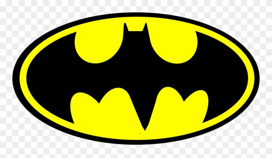 Batman Logo @bbt - Batman Logo Png Clipart (#522146 ...