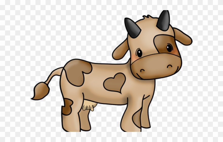 Cattle Clipart Moo Chocolate Cow Clipart Png Download 522617