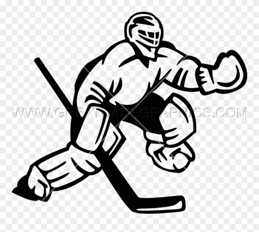 Hockey Goalie Ice Hockey Goalie Png Clipart 522804 Pinclipart