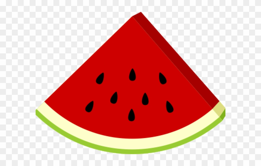 Clip arts watermelon. Clipart sliced png download