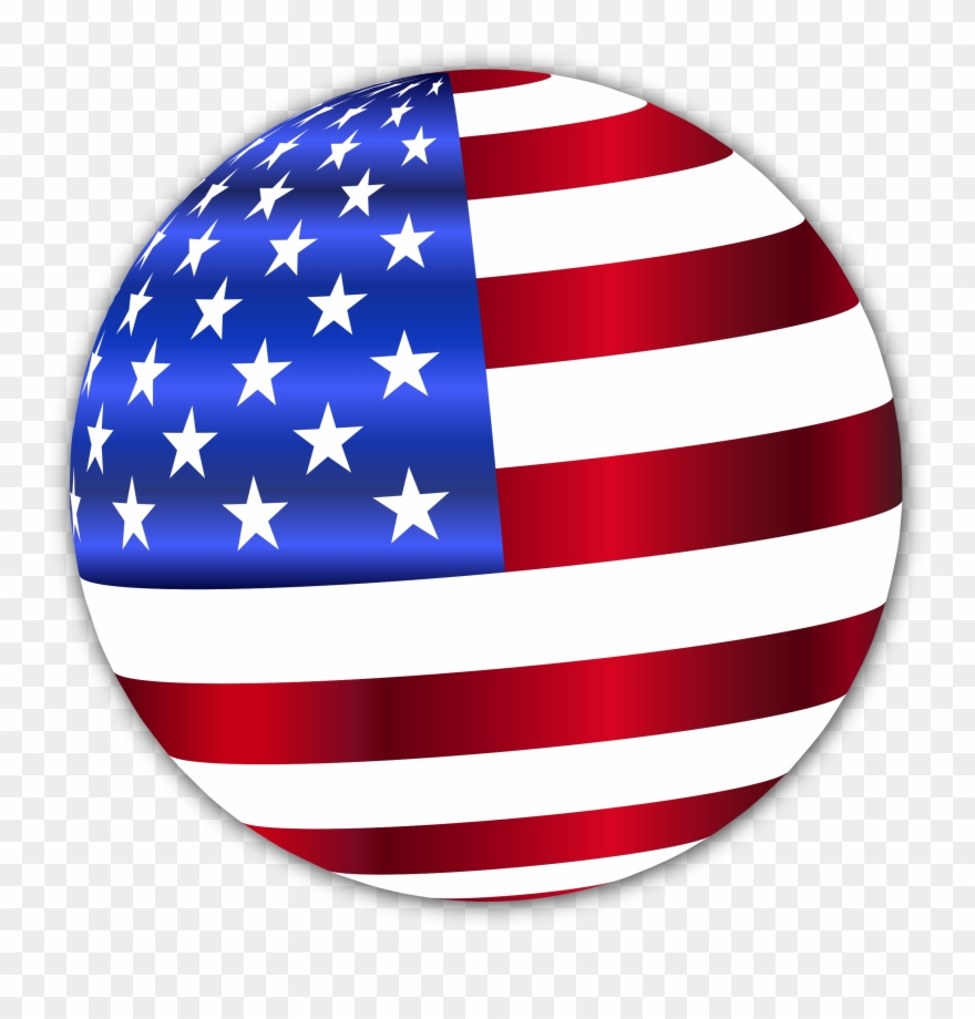 Free pictures of american flag clip art