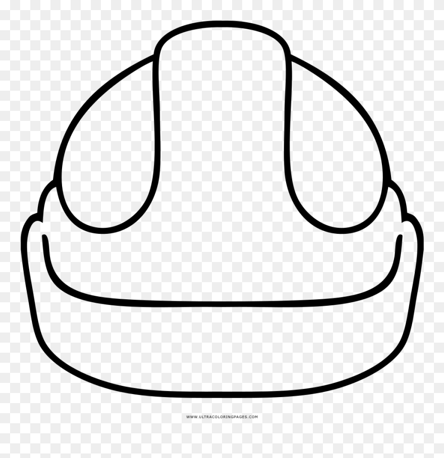 Firefighter Helmet and Boots coloring page | Free Printable ... | 909x880