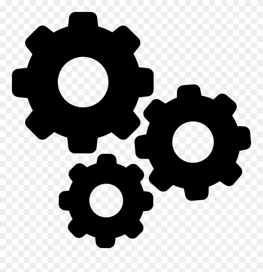 Gears Png File Settings Logo Png Red Gears Icon Png Clipart 5209969 Pinclipart