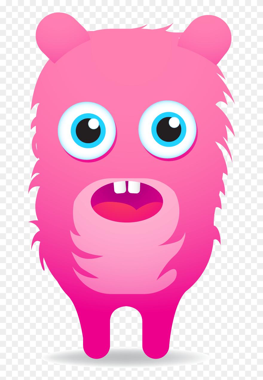 Monster Clipart Student Transparent Background Dojo Monster Clipart Png Download 5210442 Pinclipart
