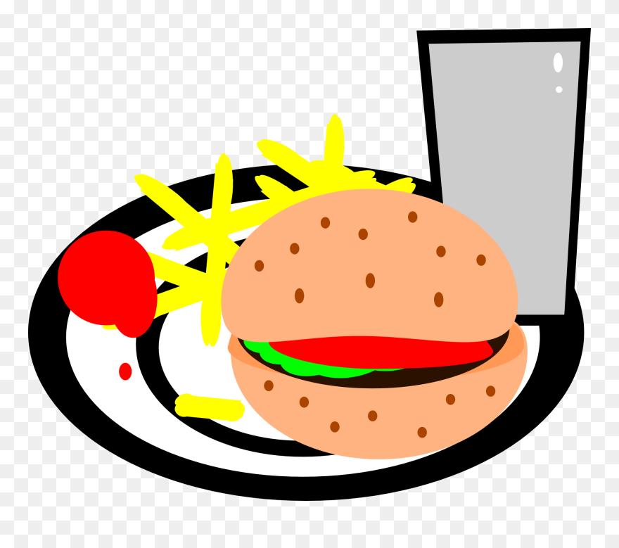 Animasi Makanan Dan Minuman Png Clipart 5223171 Pinclipart