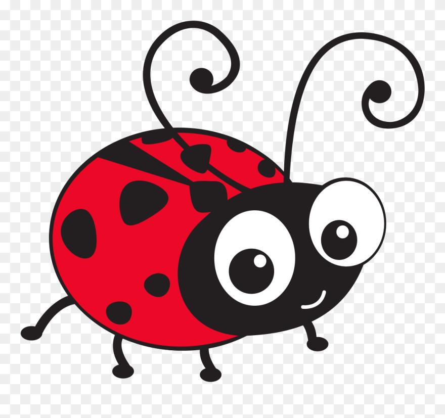 Download Ladybug Clipart Five, Ladybug Five Transparent Free - Cartoon Cute  Ladybug - Png Download (#5232047) - PinClipart