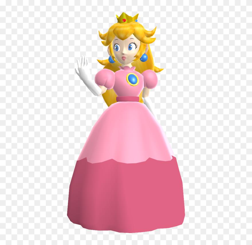 Mario Kart 64 Princess Peach Princess Peach Super Mario 64