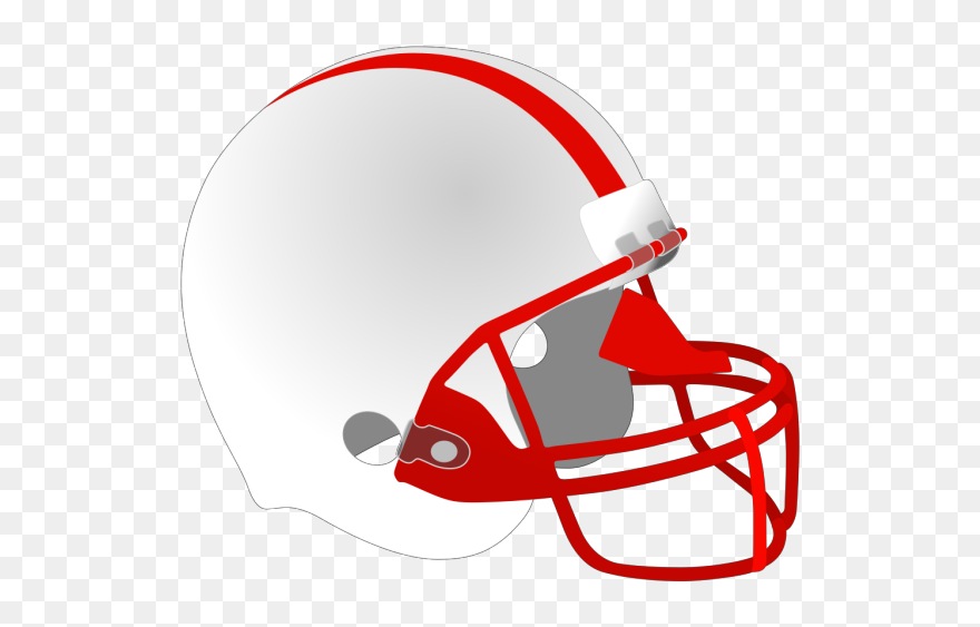 Blk Football Helmet Png Icons White And Blue Football Helmet Clipart 5233838 Pinclipart
