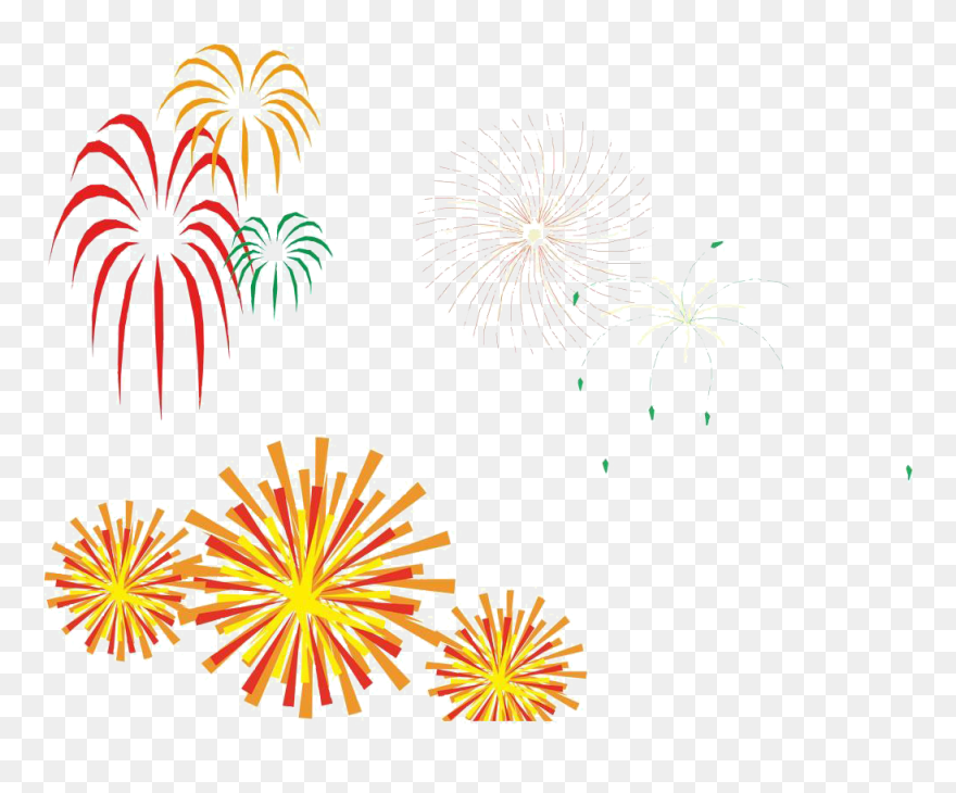 Firework Clipart Watercolor Animated Firework Gif Transparent Png Download 5234771 Pinclipart