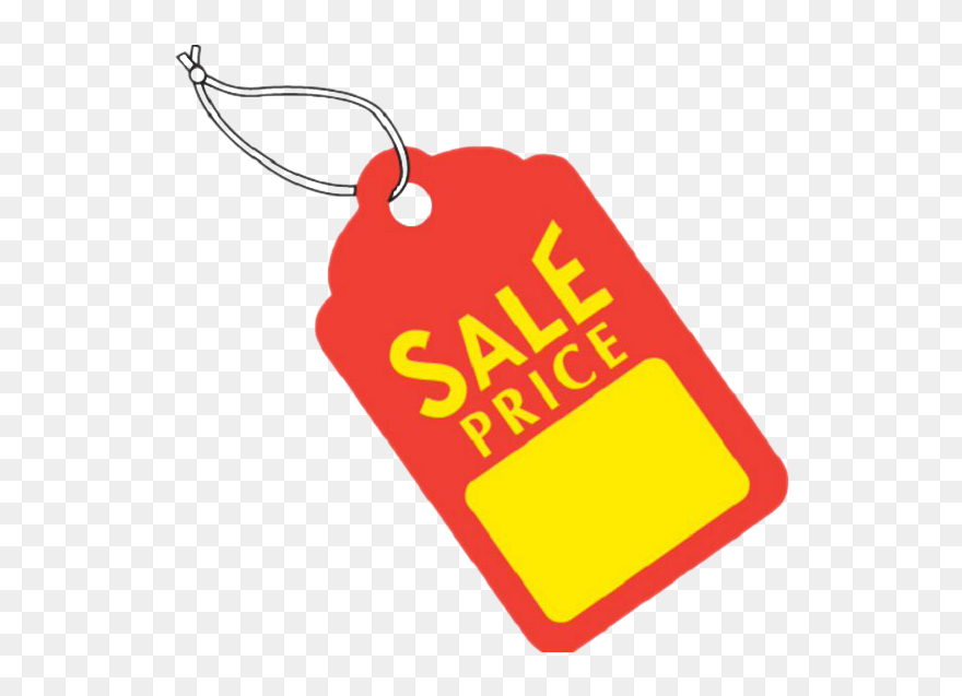blank price tag png pic - sale clipart (#5248164) - pinclipart  pinclipart.