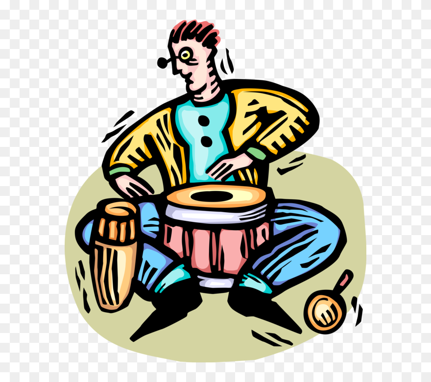 Clip Art Black And White And Drummer The Arts Image - Drums Clipart PNG  Image   Transparent PNG Free Download on SeekPNG